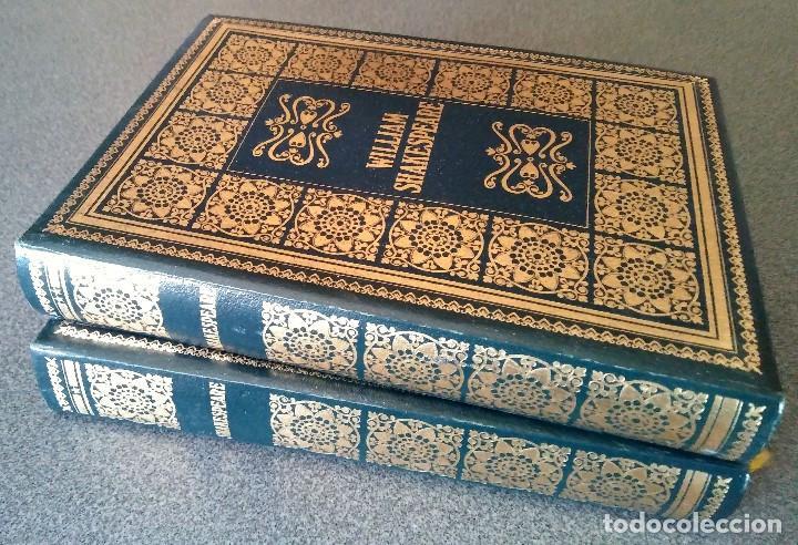 Libros de segunda mano: William Shakespeare - Foto 2 - 158412370