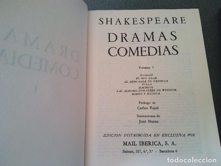 Libros de segunda mano: William Shakespeare - Foto 4 - 158412370