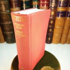Libros de segunda mano: OBRAS ESCOGIDAS. WILLIAM IRISH. AGUILAR. MADRID. 1960.. Lote 158413482