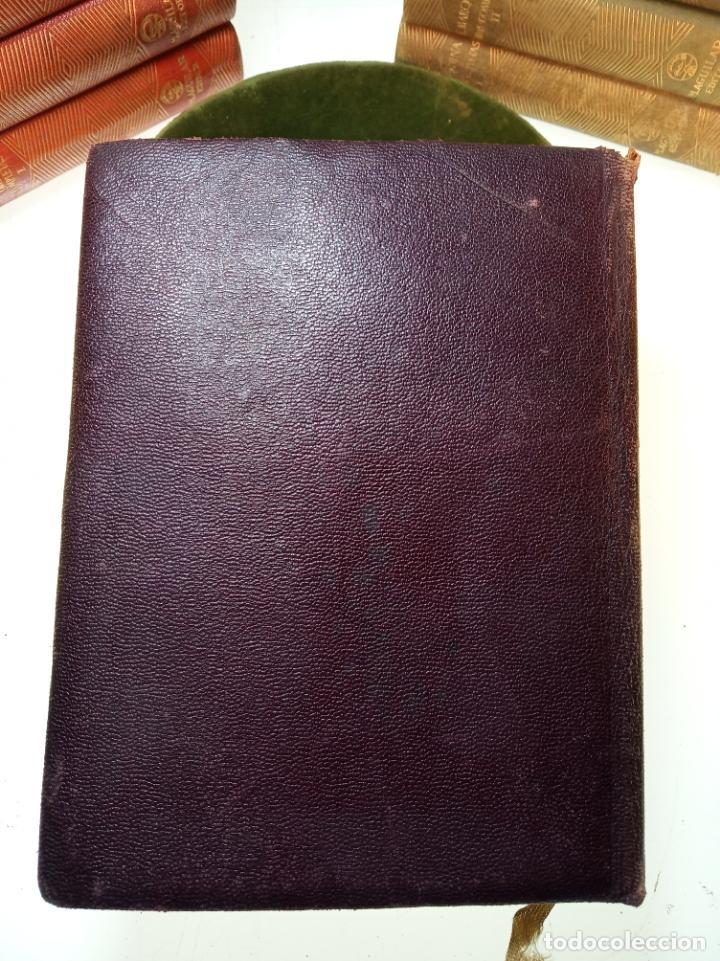 Libros de segunda mano: Obras completas. Jose María Pereda. Primera edición. M. Aguilar. Madrid. 1934. - Foto 9 - 158420818