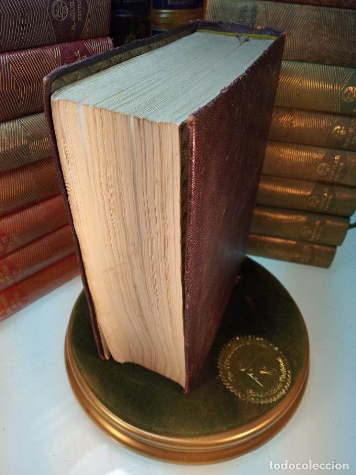 Libros de segunda mano: Obras completas. Jose María Pereda. Primera edición. M. Aguilar. Madrid. 1934. - Foto 10 - 158420818