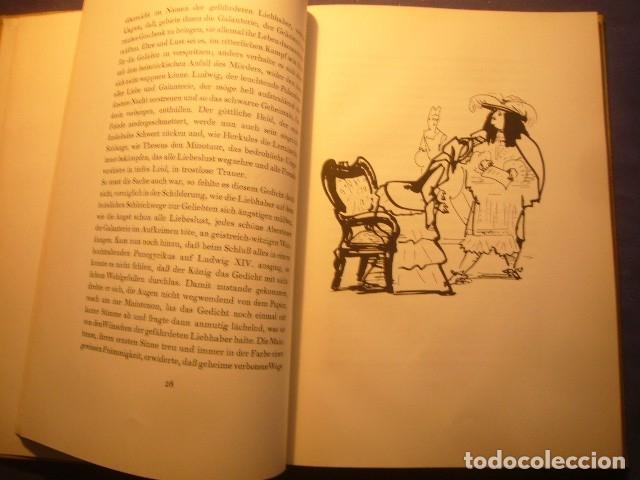 Libros de segunda mano: E.T.A. HOFFMANN: -Das Fräulein von Scuderi. Erzählung aus dem Zeitalter Ludwigs XIV- (LEIPZIG, 1957) - Foto 3 - 158716230