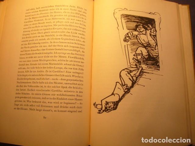 Libros de segunda mano: E.T.A. HOFFMANN: -Das Fräulein von Scuderi. Erzählung aus dem Zeitalter Ludwigs XIV- (LEIPZIG, 1957) - Foto 4 - 158716230