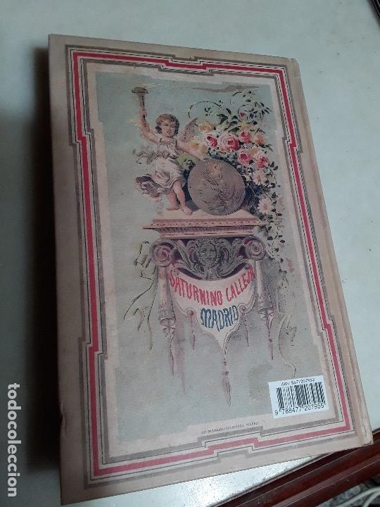 Libros de segunda mano: Las mil y una noches. Facsímil de la edición de Calleja. Tapa dura. Obelisco, 2000. Excelente estado - Foto 2 - 159295454