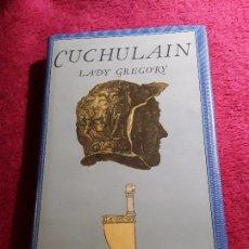 Libros de segunda mano: CUCHULAIN, DE LADY GREGORY. SIRUELA, EL OJO SIN PÁRPADO 7.. Lote 159696122