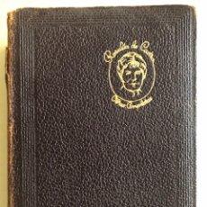 Libros de segunda mano: ROSALIA DE CASTRO- OBRAS COMPLETAS- AGUILAR 1.952. Lote 160265026