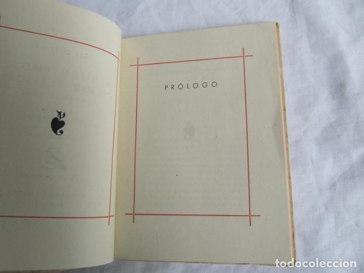 Libros de segunda mano: José zorrilla, a buen juez, mejor testigo. Tradición de Toledo. Colecc. Colibrí 1941 - Foto 8 - 160356974