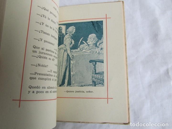 Libros de segunda mano: José zorrilla, a buen juez, mejor testigo. Tradición de Toledo. Colecc. Colibrí 1941 - Foto 11 - 160356974