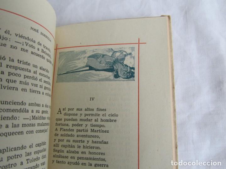 Libros de segunda mano: José zorrilla, a buen juez, mejor testigo. Tradición de Toledo. Colecc. Colibrí 1941 - Foto 12 - 160356974