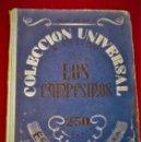 Libros de segunda mano: LOS CAMPESINOS. ANTÓN CHÉJOV. EDICIÓN DE 1946 ESTÁ EN MURCIA. Lote 160405914