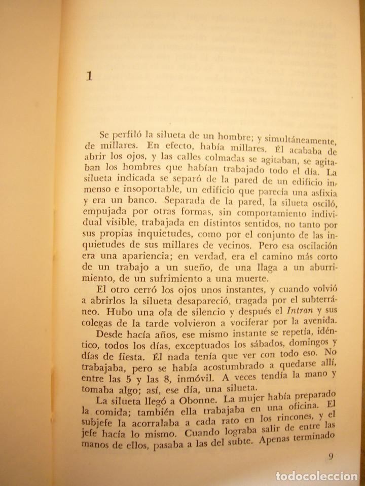 Libros de segunda mano: RAYMOND QUENEAU: EL PROBLEMA (LOSADA, 1972) PRIMERA EDICIÓN - Foto 5 - 160521494