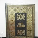 Libros de segunda mano: LA DIVINA COMEDIA. DANTE ALIGHIERI. BIBL. DE GRANDES CLASICOS. ED. EXCLUSIVA.EDS NAUTA.. Lote 160650682