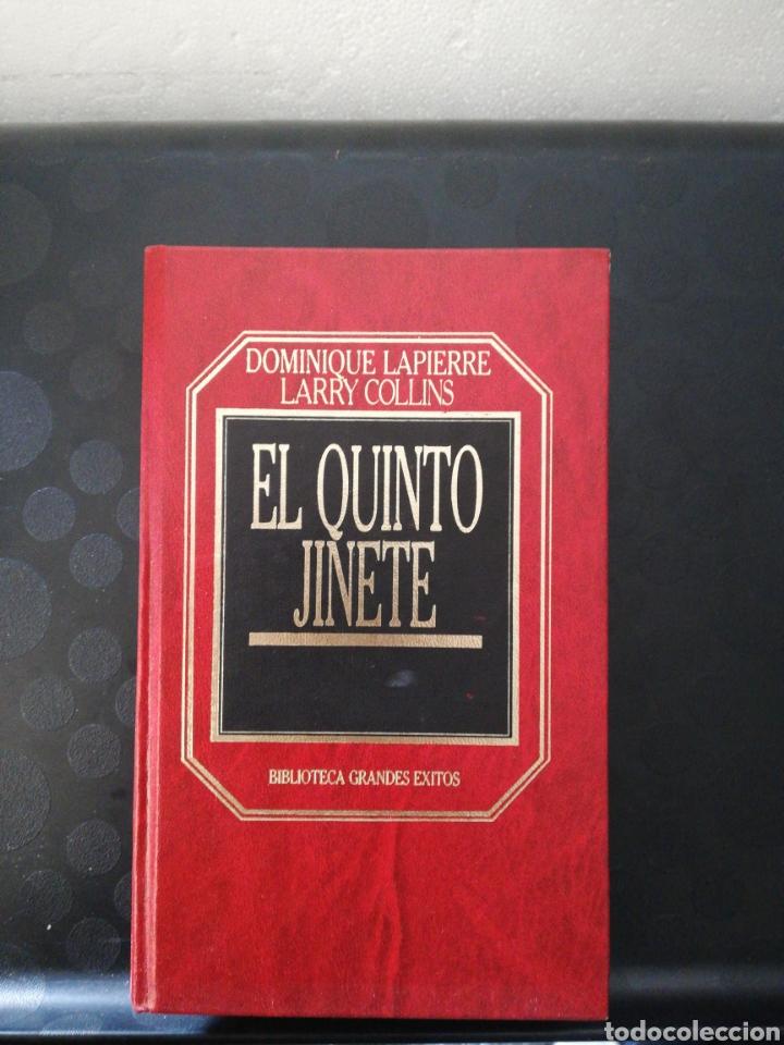 EL QUINTO JINETE, DOMINIQUE LAPIERRE Y LARRY COLLINS .BIBLIOTECA GRANDES ÉXITOS (Libros de Segunda Mano (posteriores a 1936) - Literatura - Narrativa - Clásicos)