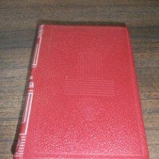 Libros de segunda mano: AVIRANETA O LA VIDA DE UN CONSPIRADOR. PIO BAROJA. 3ª ED. CRISOL. AGUILAR. Nº 288. 1962.. Lote 160798282