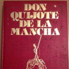 Libros de segunda mano: MIGUEL DE CERVANTES SAAVEDRA - SALVADOR DALI - DON QUIJOTE DE LA MANCHA EDT. MATEU 1975 -. Lote 160806634