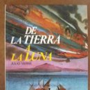 Libros de segunda mano: DE LA TIERRA A LA LUNA (JULIO VERNE) SUSAETA - CARTONE - BUEN ESTADO. Lote 160998346