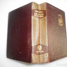 Libros de segunda mano: MIGUEL DE CERVANTES DON QUIJOTE DE LA MANCHA Y93705. Lote 161232098