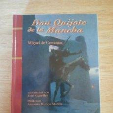 Libros de segunda mano: DON QUIJOTE DE LA MANCHA. ED ESPASA CALPE. Lote 161402202