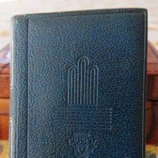 Libros de segunda mano: AGUILAR, CRISOLIN, NÚMERO 2,PREMIO NOBEL, LA HABANA, MARTÍ, MUY RARO. Lote 161453426