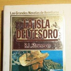 Libros de segunda mano: LA ISLA DEL TESORO. Lote 162209530