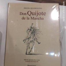 Libros de segunda mano: DON QUIJOTE DE LA MANCHA. SALVADOR DALÍ. PLANETA 2004. Lote 163398476