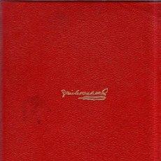 Libros de segunda mano: OBRAS COMPLETAS. CHARLES DICKENS. JOSE MENDEZ HERRERA. TOMO I. AGUILAR. 1960.. Lote 163839106