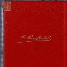 Libros de segunda mano: OBRAS COMPLETAS. BENITO PEREZ GALDOS. TOMO I. EPISODIOS NACIONALES. AGUILAR. 1968.. Lote 163839606