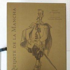 Libros de segunda mano: DON QUIJOTE DE LA MANCHA / MIGUEL DE CERVANTES, ILUSTRACIONES DE ANTONIO MINGOTE. Lote 163943080