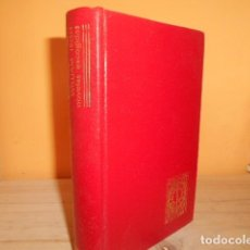 Libros de segunda mano: AGUILAR - NOVELAS ESCOGIDAS / WILLIAM IRISH. Lote 164168226