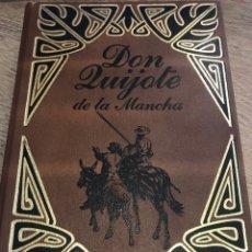 Libros de segunda mano: DON QUIJOTE DE LA MANCHA - MIGUEL DE CERVANTES - ILUSTRACIONES DE GUSTAVO DORE. Lote 164187850