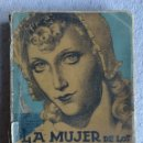 Libros de segunda mano: NOVELA. 'LA MUJER DE LOS OJOS ABIERTOS' 1943. Lote 164222849