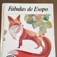 Libros de segunda mano: FÁBULAS DE ESOPO. EDITORIAL NUEVO AURIGA. 1976. Lote 165393342