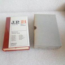 Libros de segunda mano: OBRA COMPLETA DE JOSEP PLA HOMENOTS TERCERA SÈRIE VOLUM 21. DESTINO 2ª EDICIÓN 1981. Lote 166417358