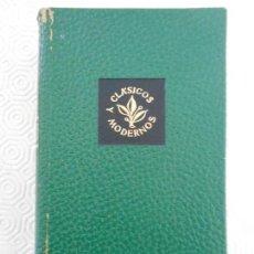 Libros de segunda mano: ZANE GREY. OBRAS COMPLETAS. VIII. NOVELAS. EDITORIAL JUVENTUD, 1959. TOMO DE TAPA DURA. 1626 PAGINAS. Lote 166489618