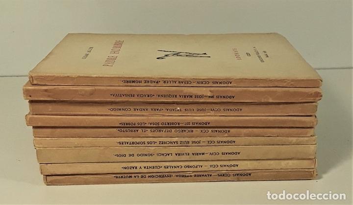 Libros de segunda mano: EDICIONES RIALP. 9 EJEMPLARES. VARIOS AUTORES. MADRID. 1962/1969. - Foto 2 - 166494518