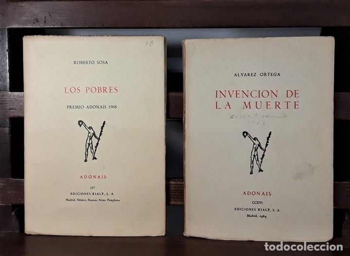 Libros de segunda mano: EDICIONES RIALP. 9 EJEMPLARES. VARIOS AUTORES. MADRID. 1962/1969. - Foto 3 - 166494518