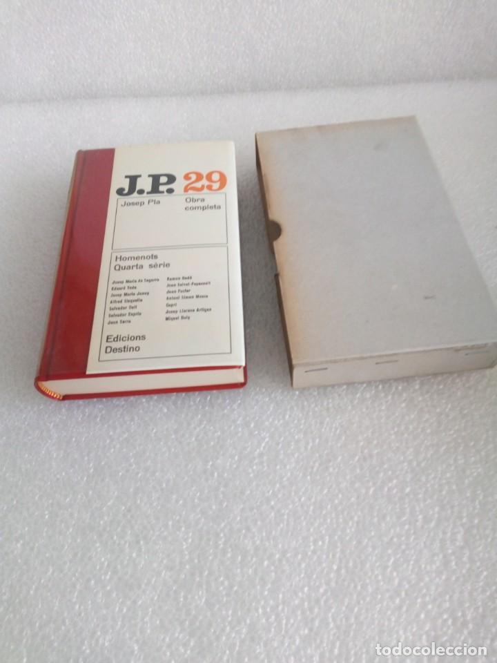 RESERVADO...JOSEP PLA- HOMENOTS. QUARTA SERIE 29 OBRA COMPLETA EN CATALÁN (Libros de Segunda Mano (posteriores a 1936) - Literatura - Narrativa - Clásicos)