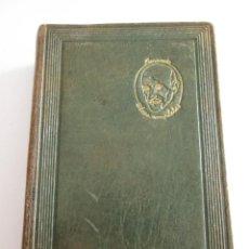 Libros de segunda mano: OBRAS COMPLETAS III - JACINTO BENAVENTE - AGUILAR - 1940 - 1175 PAGINAS. Lote 166803682