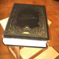 Libros de segunda mano: DON QUIJOTE DE LA MANCHA EN UN TOMO COMPLETO: 109 GRABADOS DE G. DORÉ. Lote 166890572