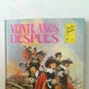 Libros de segunda mano: VEINTE AÑOS DESPUÉS ALEJANDRO DUMAS. Lote 167073613