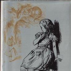 Libros de segunda mano: ALICIA EN EL PAIS DE LAS MARAVILLAS - LEWIS CARROLL. Lote 167744516
