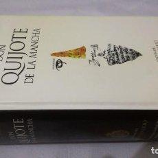 Libros de segunda mano: DON QUIJOTE DE LA MANCHA - MIGUEL DE CERVANTES - IV CENTENARIO - REAL ACADEMIA. Lote 167987688