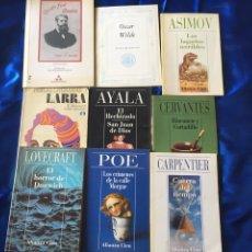 Libros de segunda mano: LOTE 9 MINI LIBROS. Lote 168043642