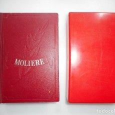 Libros de segunda mano: MOLIERE OBRAS INMORTALES Y94623. Lote 168172000