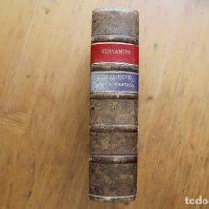 Libros de segunda mano: DON QUIJOTE DE LA ,MANCHA ESPASA CALPE. Lote 168474328