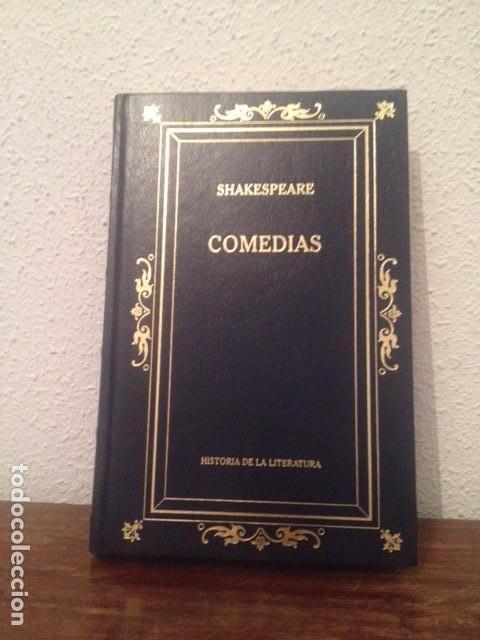 SHAKESPEARE: COMEDIAS (Libros de Segunda Mano (posteriores a 1936) - Literatura - Narrativa - Clásicos)