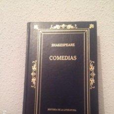 Libros de segunda mano: SHAKESPEARE: COMEDIAS. Lote 168515644