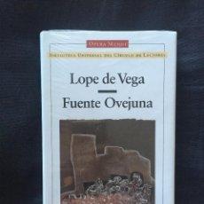 Libros de segunda mano: FUENTE OVEJUNA DE LOPE DE VEGA. Lote 168565420