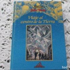 Libros de segunda mano: VIAJE AL CENTRO DE LA TIERRA. Lote 168621496