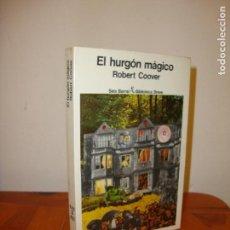 Libros de segunda mano: EL HURGÓN MÁGICO - ROBERT COOVER - SEIX BARRAL. Lote 168674868